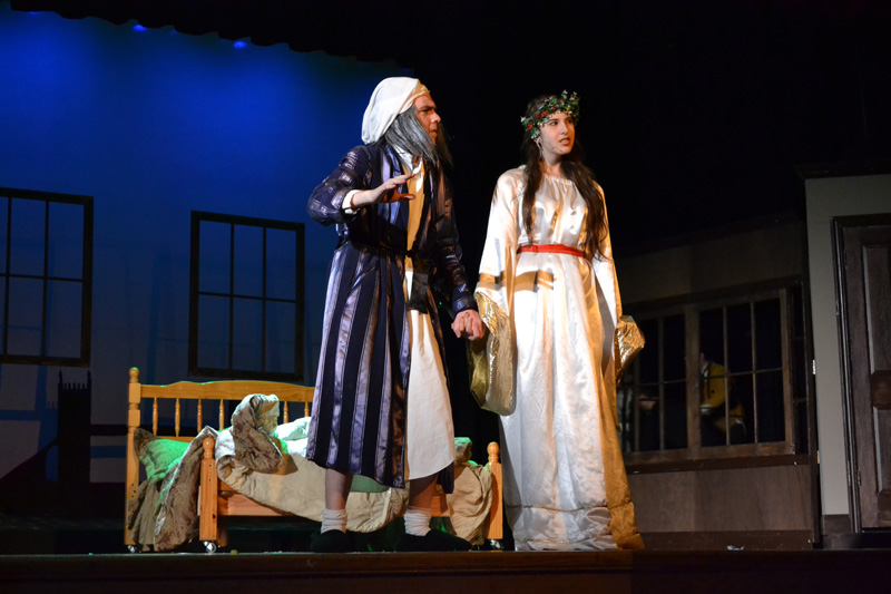 "Don't Miss a Great Show! HS Presents ""A Christmas Carol"""