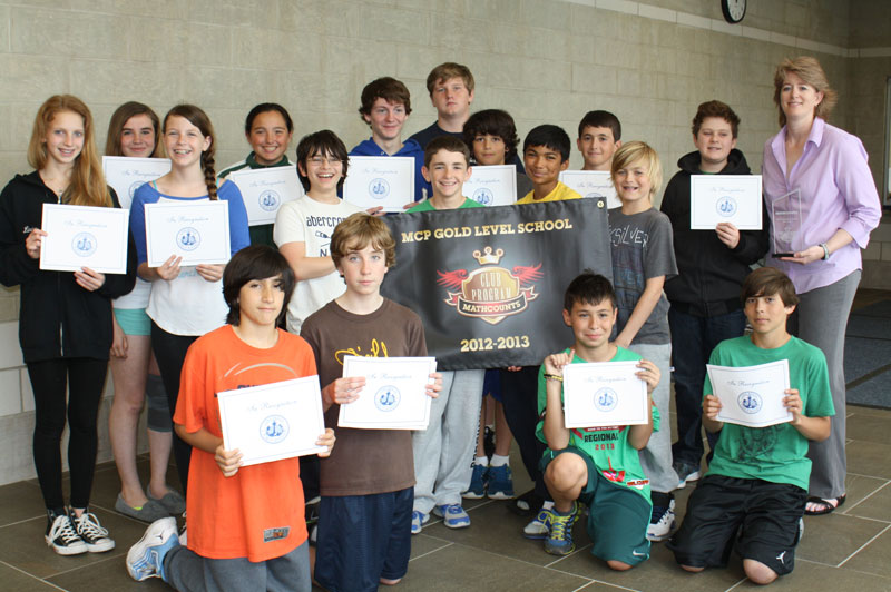 "National Mathcounts Honors <span class=""small"">(more)</span>"