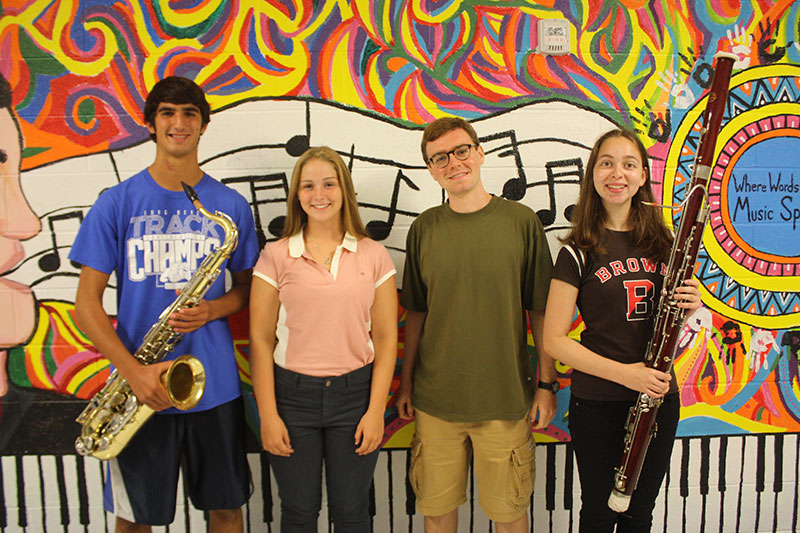 LBHS Students to Perform in All-State Ensembles