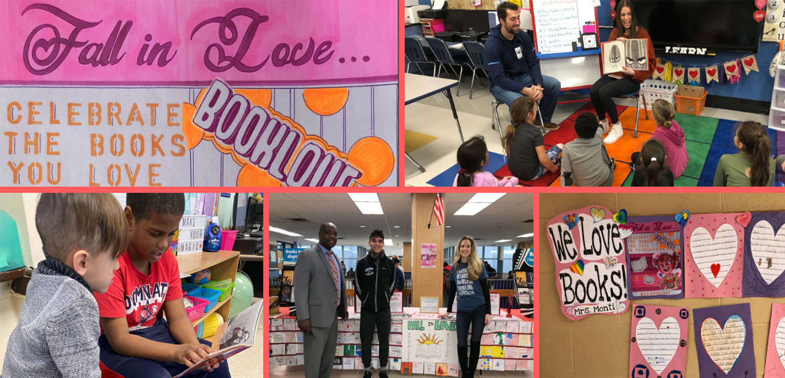 The Love of Literacy Grows in LB photo