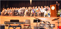 Fifty-eight seniors complete IB Diploma Program