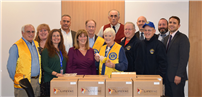LB Schools Receive Life-Saving Donations from LB Lions photo thumbnail143965