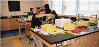 IB Biology Students Put Procedures to the Test photo