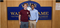 Arjun Gupta and Hayden Henry Lead the LBHS Class of 2020 photo thumbnail136398