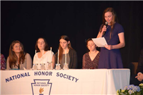 LB Inducts 117 New NHS Members photo 2 thumbnail118431