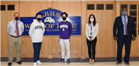 Successful futures ahead for LBHS QuestBridge scholarship recipients thumbnail178969