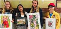 LBHS Students Featured in Art Guild Exhibit  thumbnail138707
