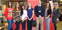LB Middle School congratulates two writing wonders
